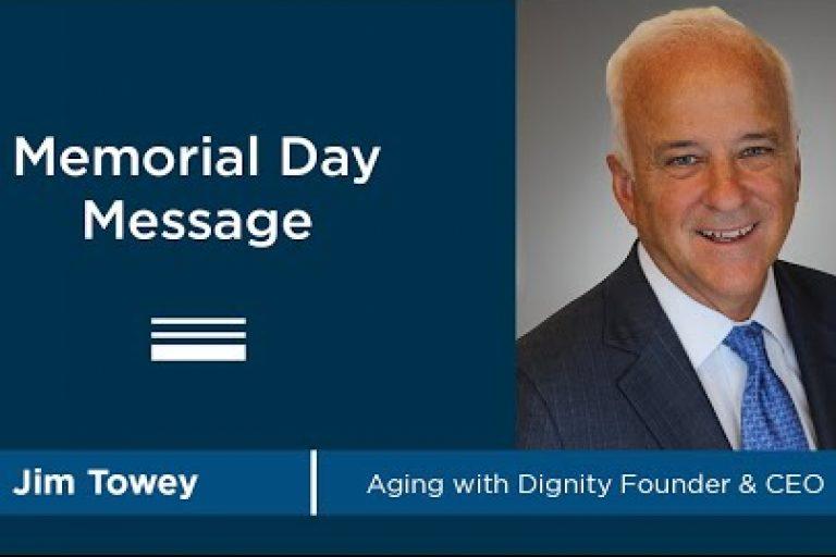 Jim Towey Memorial Day