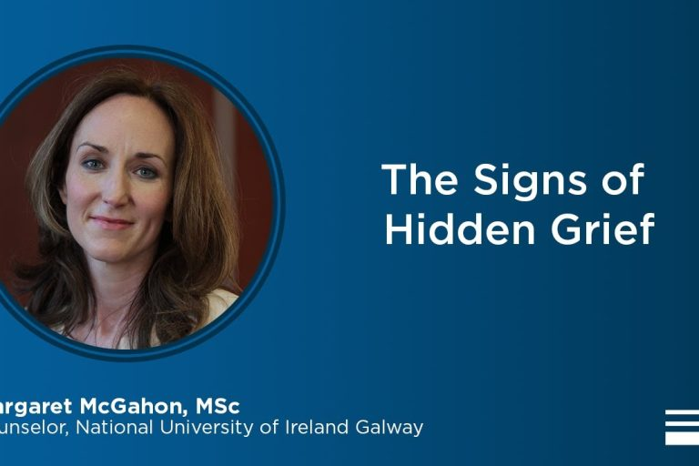 The Signs of 'Hidden Grief'