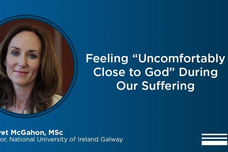 Being 'Uncomfortably Close' to God